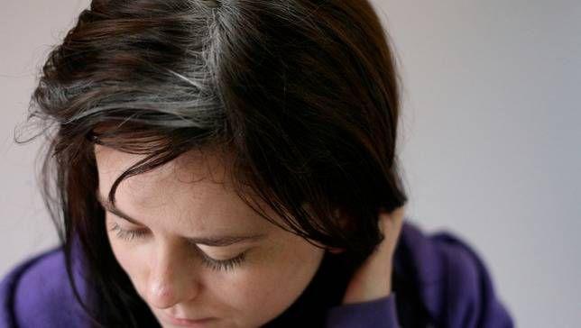 волосы после применения сухого шампуня